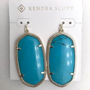 Kendra Scott Danielle Drop Earrings
